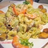 """""""Амальфі"""" - теплий салат - рецепт"""