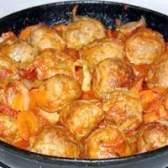Фрикадельки в томатному соусі - рецепт
