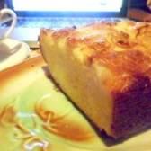 Італійський яблучний кекс torta di mele - рецепт