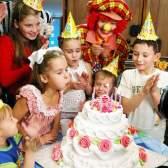 Як відзначити дитячий день народження