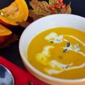 Як приготувати гарбузовий суп-пюре