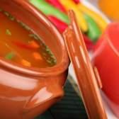 Як приготувати суп в горщиках