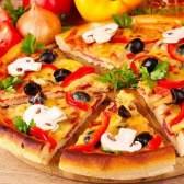 Яку приготувати грибну піцу