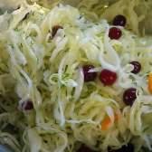 Капуста з огірком на зиму - фото рецепт салату