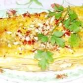 Лазанья з куркою (покроковий рецепт з фото)