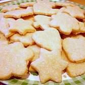 Рецепти м`якого фігурного печива