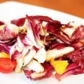 Салат з червонокачанної капусти