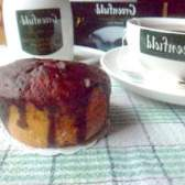 Вершкові кекси з шоколадом - рецепт