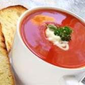Томатний суп - кращі, перевірені рецепти