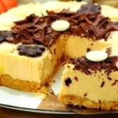 Торт ананасово-карамельний