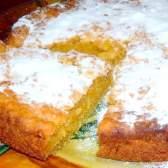 Гарбузово-яблучний пиріг