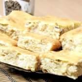 Заливний пиріг з грибами і рисом. Відео - рецепт