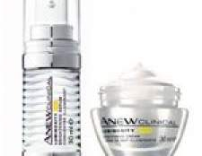 Avon anew clinical luminosity pro сироватка, крем