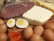 Білкова дієта - для тих, хто не може відмовитися від м`яса