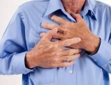 Тисне серце - це ознака стенокардії