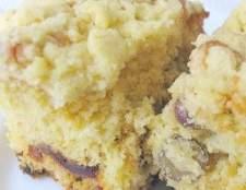 Французький горіховий пиріг - рецепт