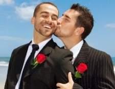 Гомосексуалізм (гомосексуальні відносини у чоловіків)