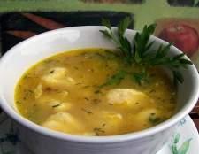 Готуємо по-слов`янськи: суп з галушками