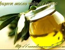 Ефірна олія чайного дерева для волосся