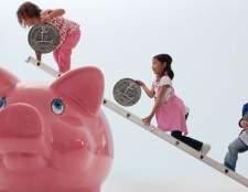 Як навчити дітей збирати гроші