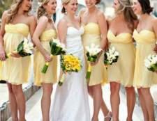 Як одягнутися на весілля гостям?