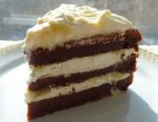 Як приготувати шоколадний пиріг з маскарпоне