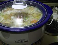 Як приготувати суп з індички