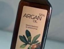 Як застосовувати маску для волосся з марокканського масла? Відгуки дівчат
