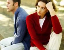 Як розлучитися з чоловіком безболісно