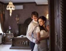 Як влаштувати ідеальну першу шлюбну ніч