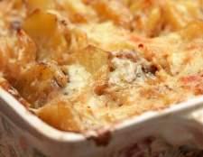 Картопляна запіканка по-французьки: ніжне й ароматне блюдо. Готується в одну мить!