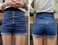 Коли, як і з чим носити завищені джинсові шорти