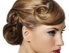 Красиві зачіски на середні волосся