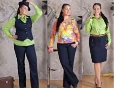 Модний одяг для повних жінок 2016