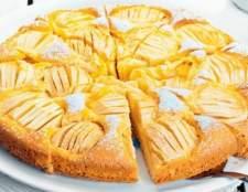 """Ніжний пиріг """"принадність"""" на кефірі. Виходить смачним навіть у початківців кулінарів."""