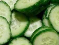 Огіркова дієта для схуднення