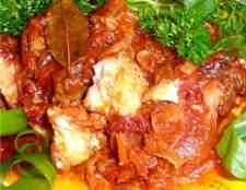 Гострий соус для риби
