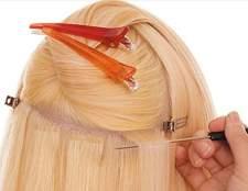 Переваги стрічкового нарощування волосся