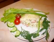 Рулет рисово-сирний - рецепт