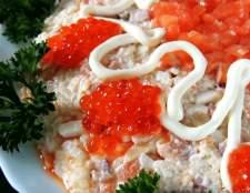 Салат з сьомги