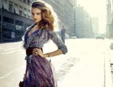 Як одягатися навесні модно і стильно