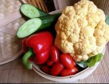 Як приготувати салат до курки