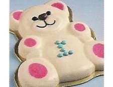 """Торт """"ведмедик на півночі""""."""