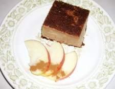 Сирний пиріг на кефірі - рецепт
