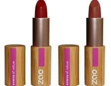 Zao make-up представили косметику з бамбука