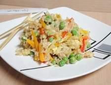 Смажений рис з яйцем! ! ! - рецепт